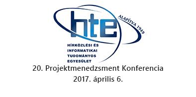 Április 6-án megrendezésre kerül a 20.Projektmenedzsment Fórum