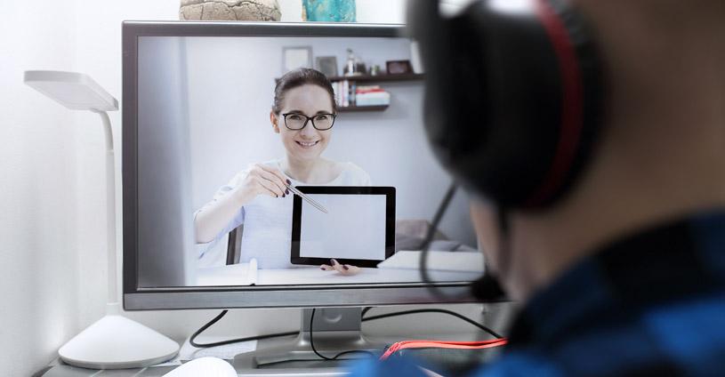 Mesterséges intelligencia támogatott E-learning szoftver fejlesztés K+F projekt keretében