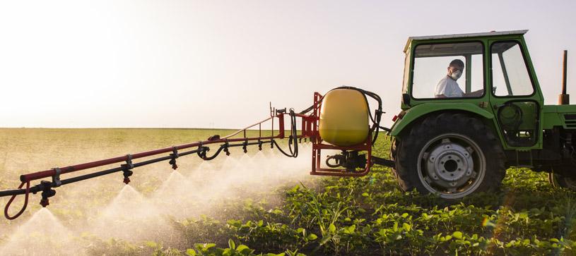 Növényvédőszer vegyipari melléktermékből
