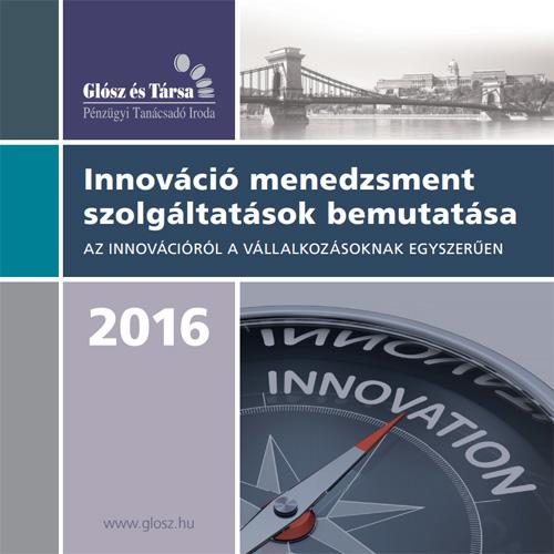 Innováció menedzsment a gyakorlatban